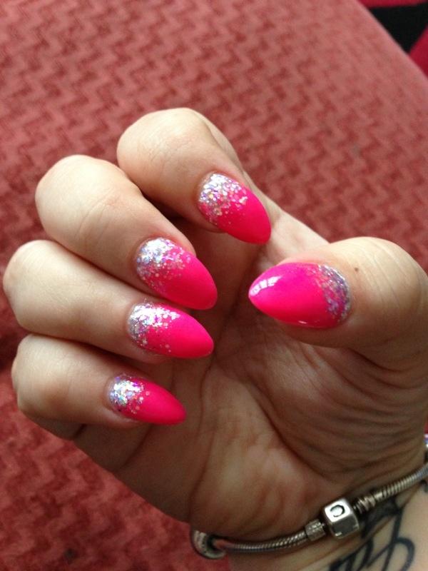 New Pointy Nails - Nailartdesignsidea.info via