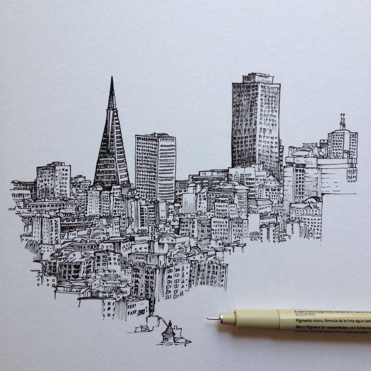 Рисунки городов в стиле стимпанк