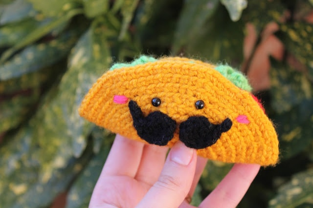 Amigurumi Food: Free patterns For the love of crochet ...