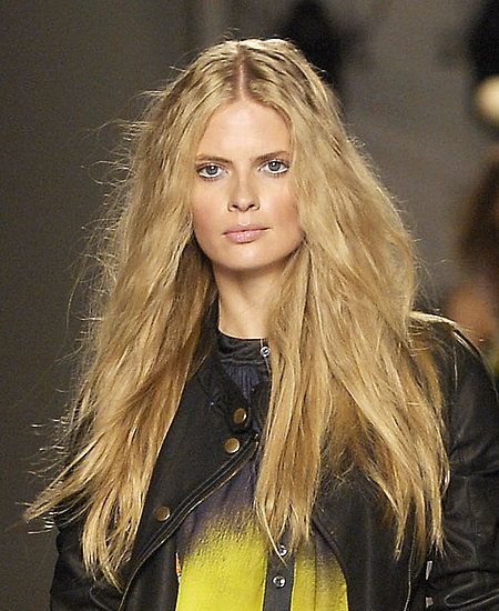 Hairstyles in grunge style