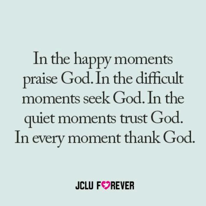Thank you, Father for my many blessings!