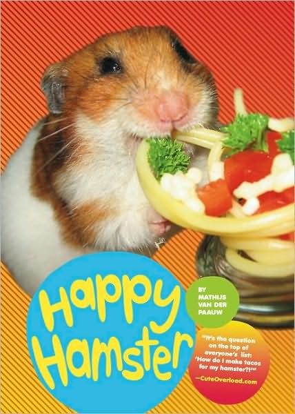Happy Hamster | On my Bookshelve | Pinterest