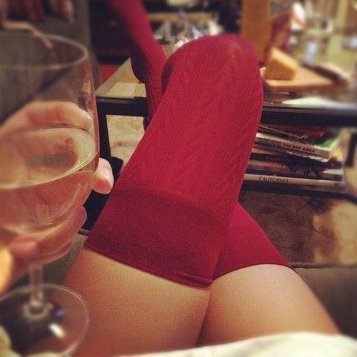 glass of wine anyone?
