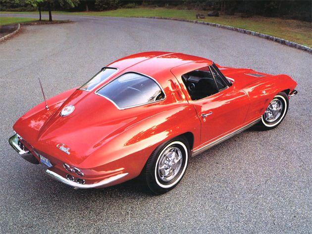 63 split window corvette cars pinterest for Corvette split window 63