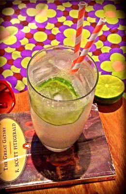 Gin Rickey | Domestic Sluttery | Pinterest