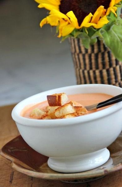 salmon bisque | My Recipe File | Pinterest
