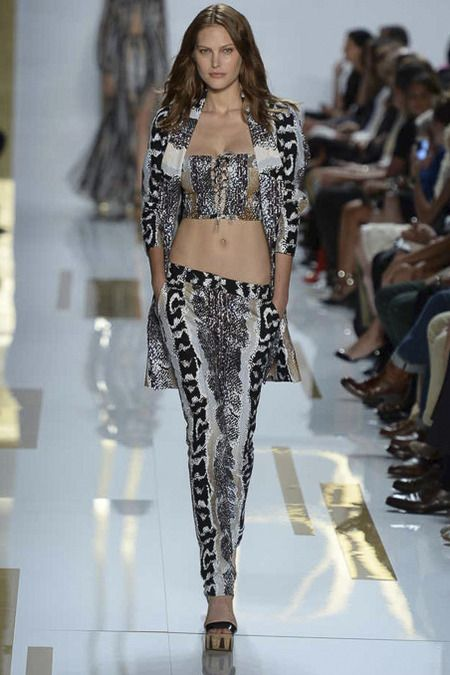 Diane von Furstenberg Spring 2014 Ready-to-Wear Collection #NYFW