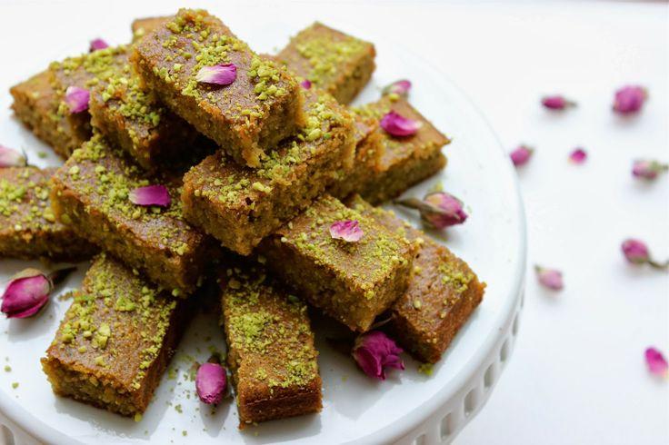 Pistachio baklava cake | Eat this... | Pinterest