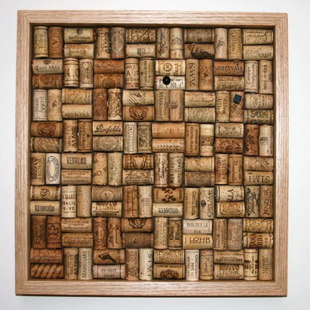 wine cork bulletin board products i love pinterest