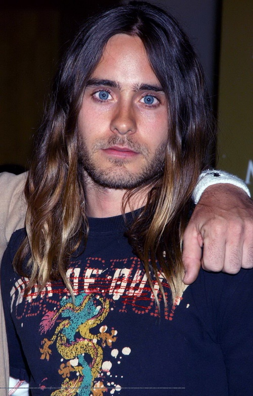 Jared Leto (Long Hair) | My Style | Pinterest