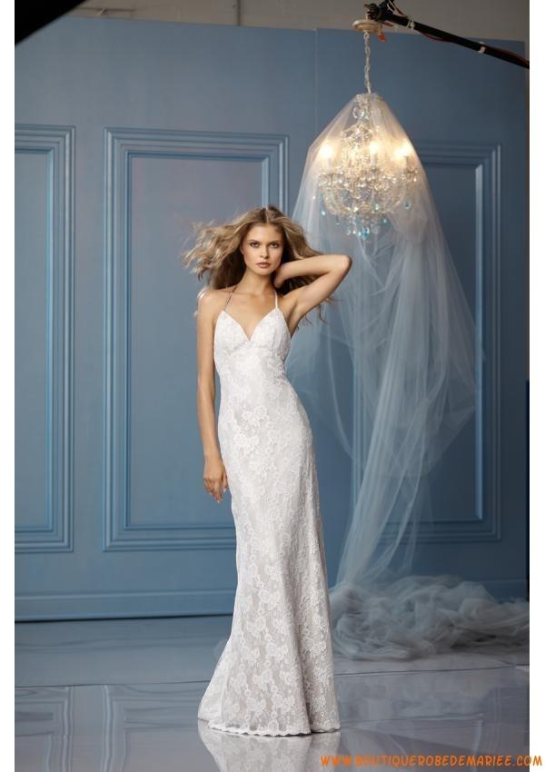 Robe de mariée sexy 2013 dentelle dos nu  Robe de mariée 2013 ...
