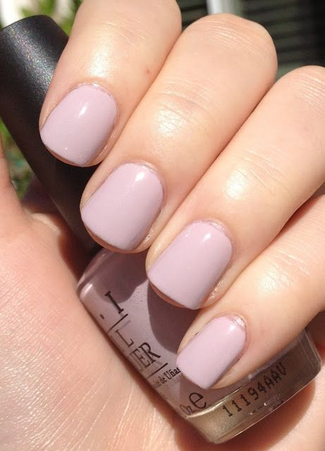 OPI; Steady as ...