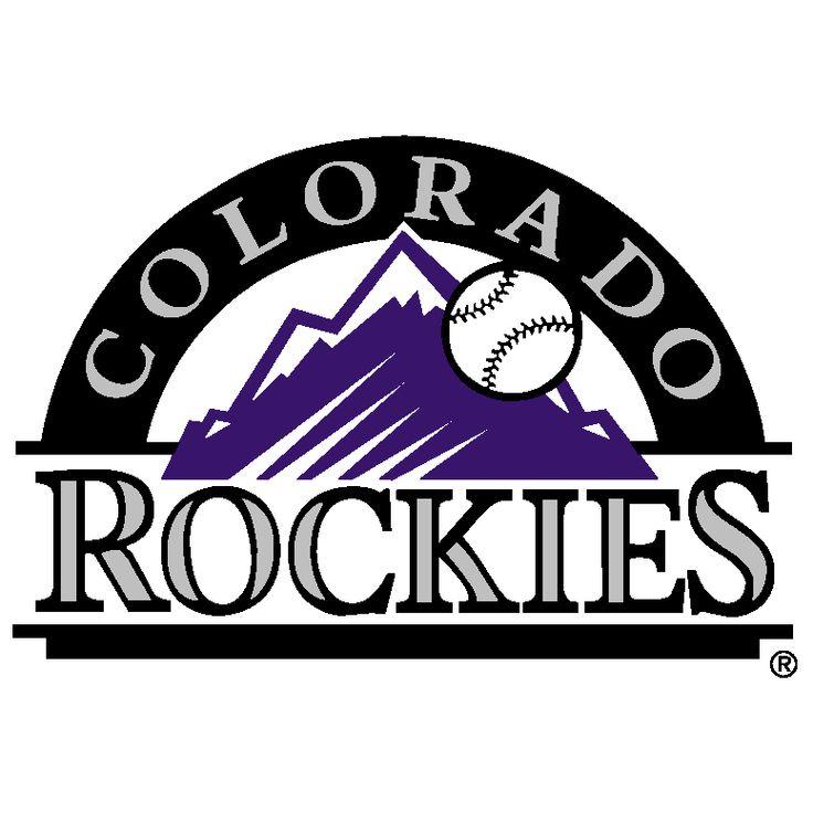 Colorado Rockies Schedule: Colorado Rockies Logo #2