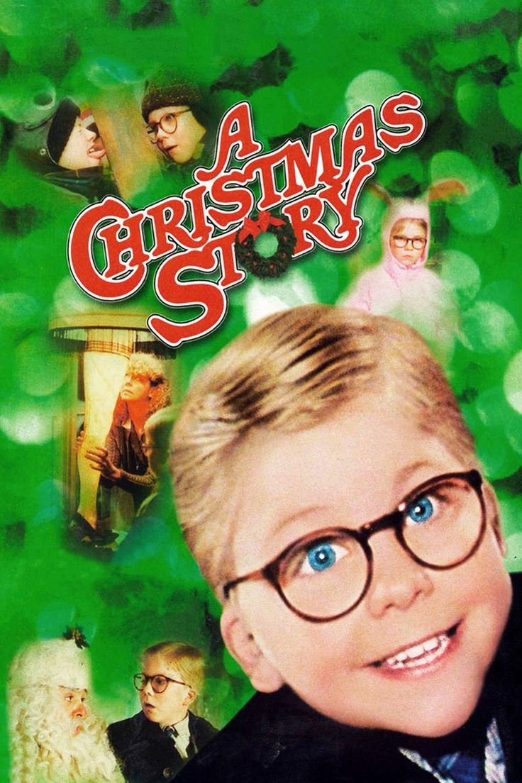 Christmas story high res poster christmas movies pinterest
