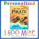 "Linkies Contest Linkies: Win "" My Very Own Pirate Tale"" Book - USA"