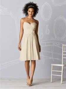 Linen Bridesmaid Dresses - Amore Wedding Dresses