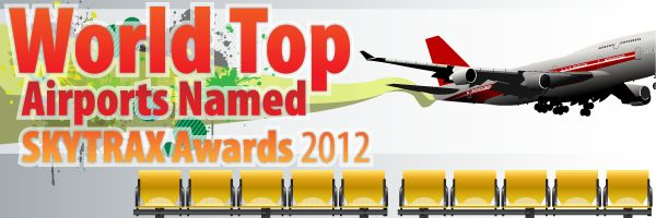 Asian airports dominated the list. Six out of the tops slots awarded.    And the winner goes to…
