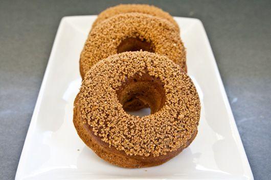 Pumpkin Spice Donuts | Fall Favorites | Pinterest