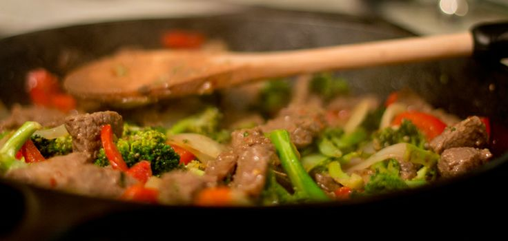 Spicy Beef and Broccoli Stir Fry | Life is a Melody
