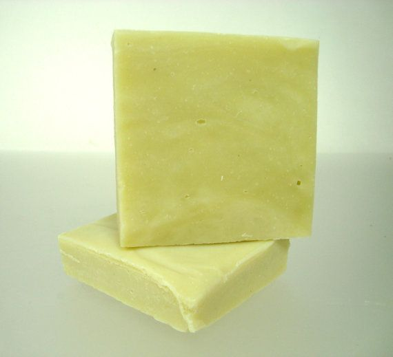 the FRENCH CLAY & AVOCADO bar - organic, handcrafted, face soap