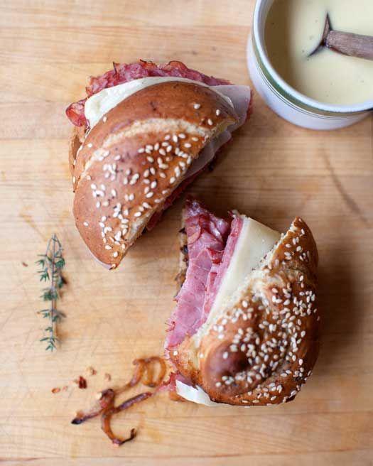 Pastrami Sandwich | Recipe