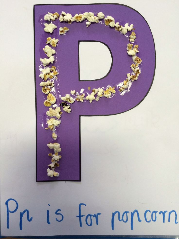 letter p craft fun for pw pinterest