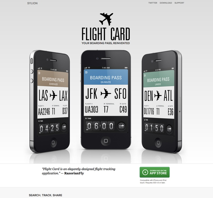 flight check app iphone