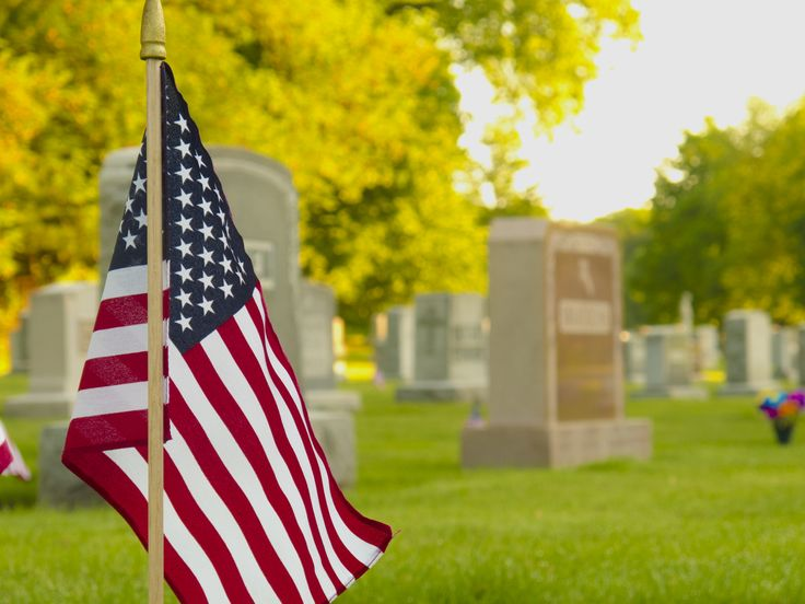 memorial day message outline
