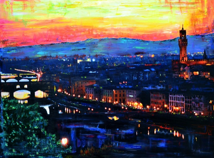 """Florence""  by: Sarah Ghanooni"