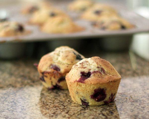 Perfect Blueberry Muffins | Recipe