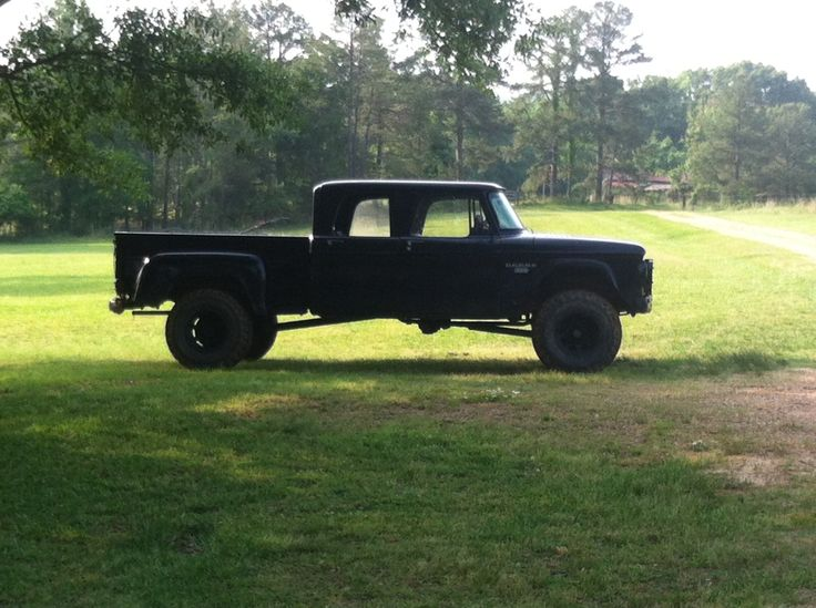 B C A B A C Aa on 1972 Dodge W200 Power Wagon