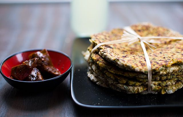 Veggie Parathas - these look good..wonder if my guys will like them?