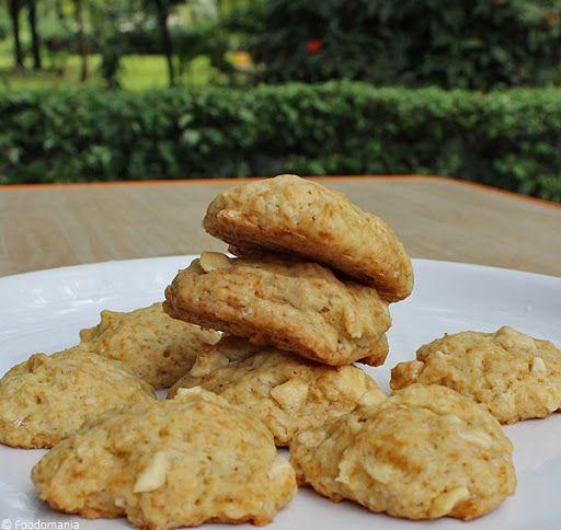White Chocolate Chunk Cookies | Cookies | Pinterest