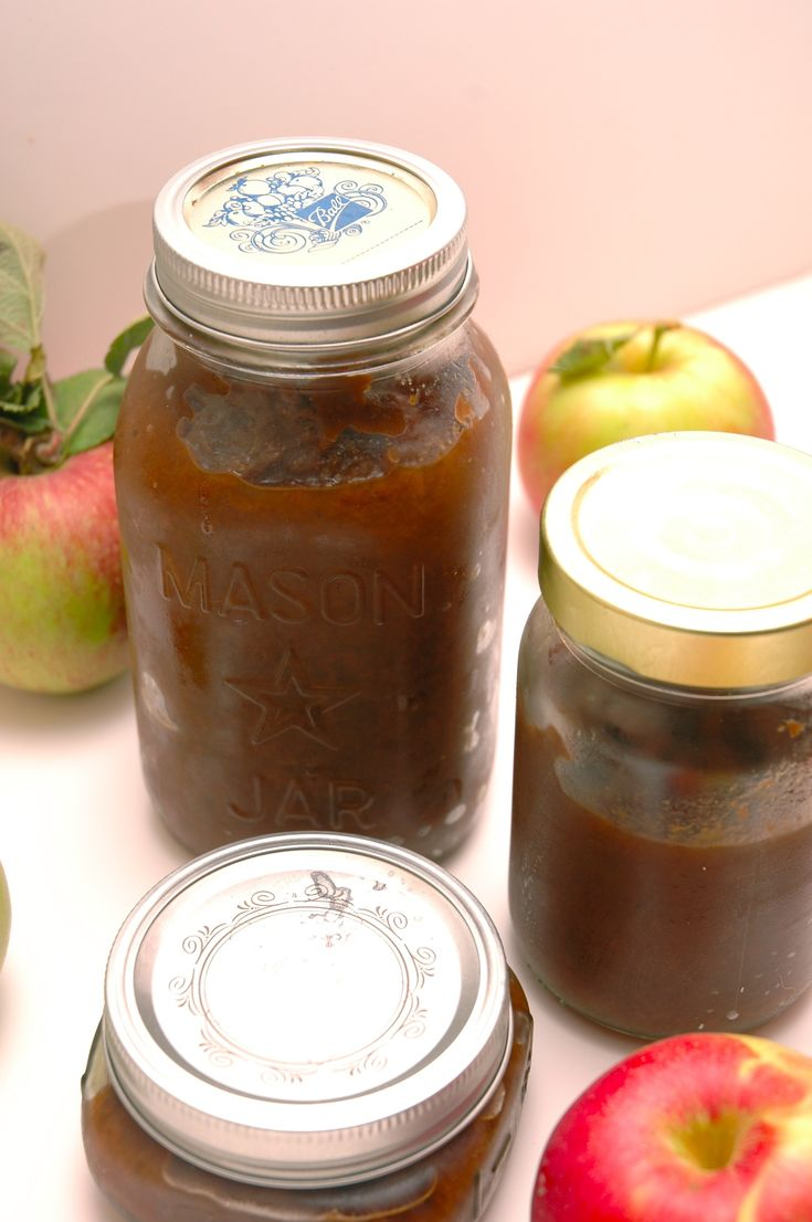 Crock Pot Apple Butter | Yummies for the tummy | Pinterest