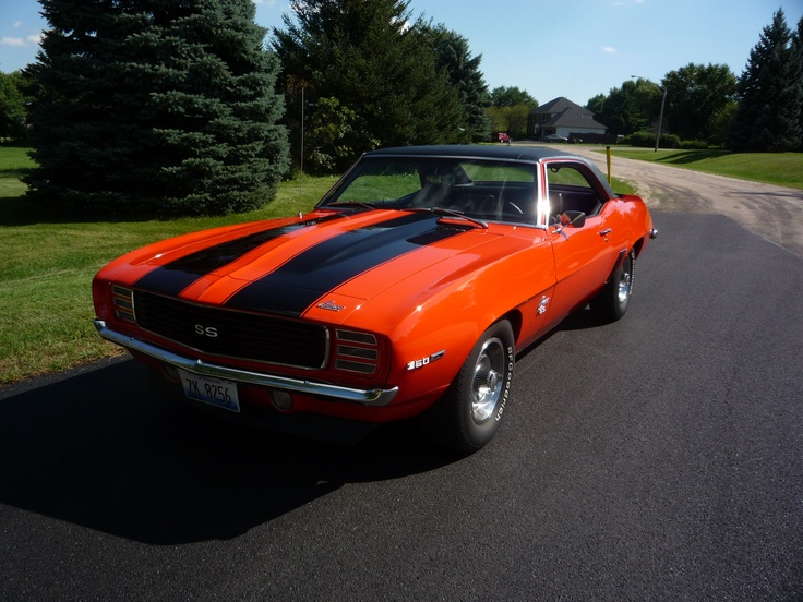 Our 1969 SS/RS Camaro | Cars | Pinterest