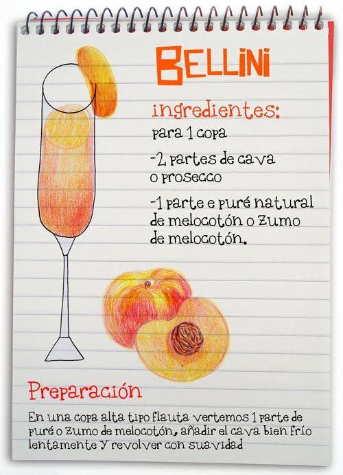 The Bitter Peach Bellini Recipes — Dishmaps
