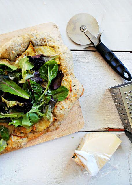 Sweet Potato Pizza | Pizza, Sandwiches & Quesadillas | Pinterest