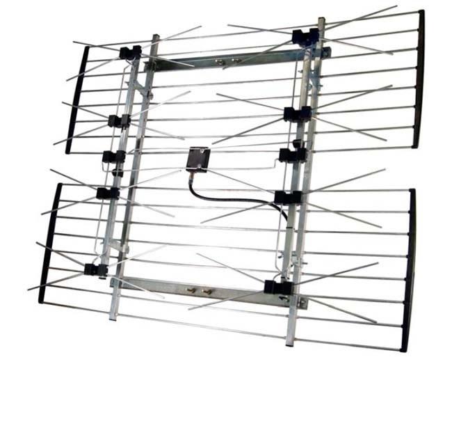 Outdoor tv antenna antennas pinterest - Antena tv exterior ...