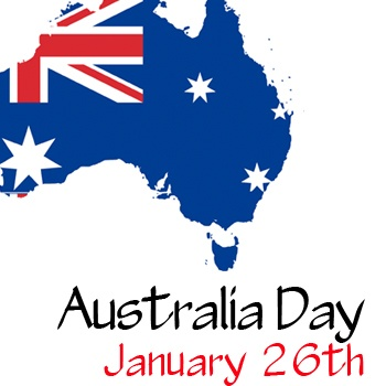 australia day flag images