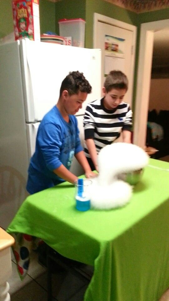 Dry ice project | DRY ICE BUBBLE-SCIENCE FAIR PROJET | Pinterest