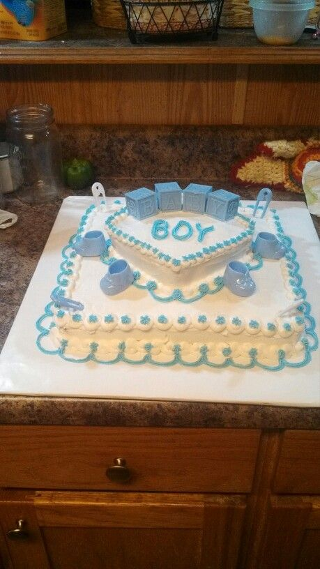 Baby Shower Cakes Heb ~ Baby shower cakes from heb