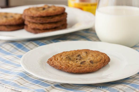 definitely need to try out these Malted Milk Chocolate Chip Cookies!