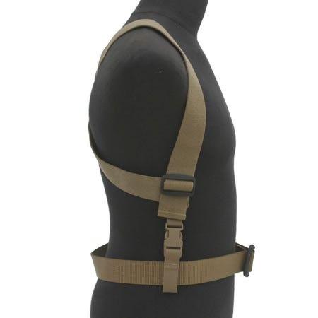 Combat Belt Suspenders