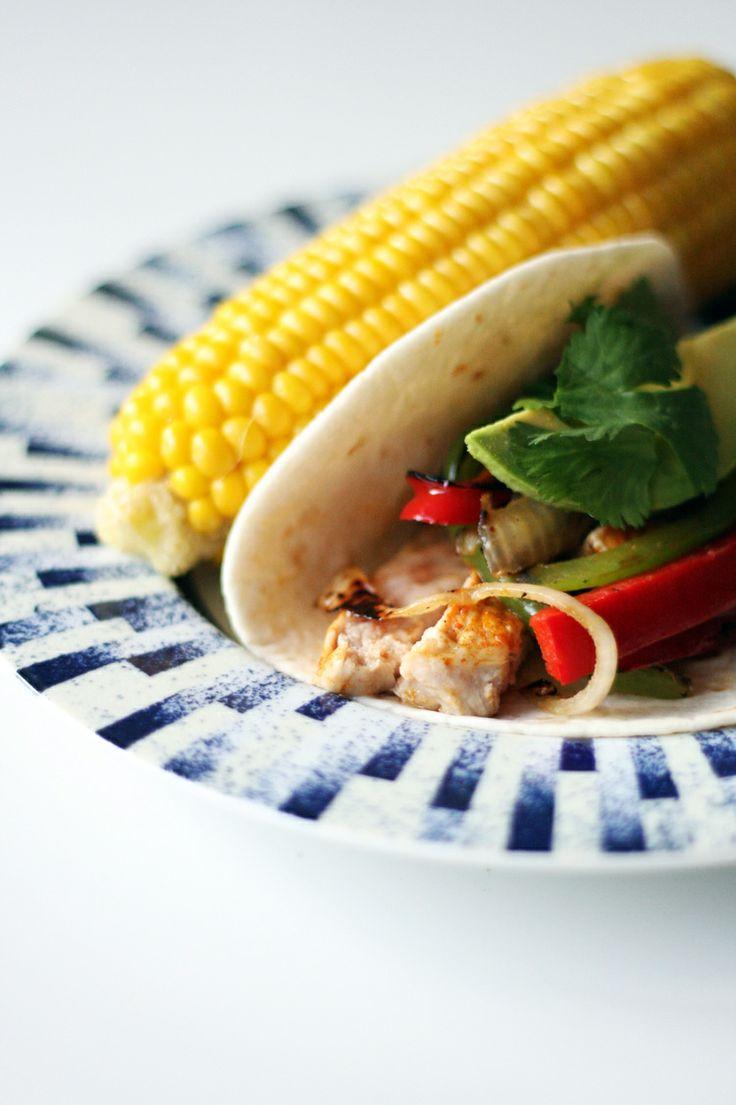 ... Cinco de Mayo: Simple Pork Tacos with Salsa Fresca   #CincoDeMayo