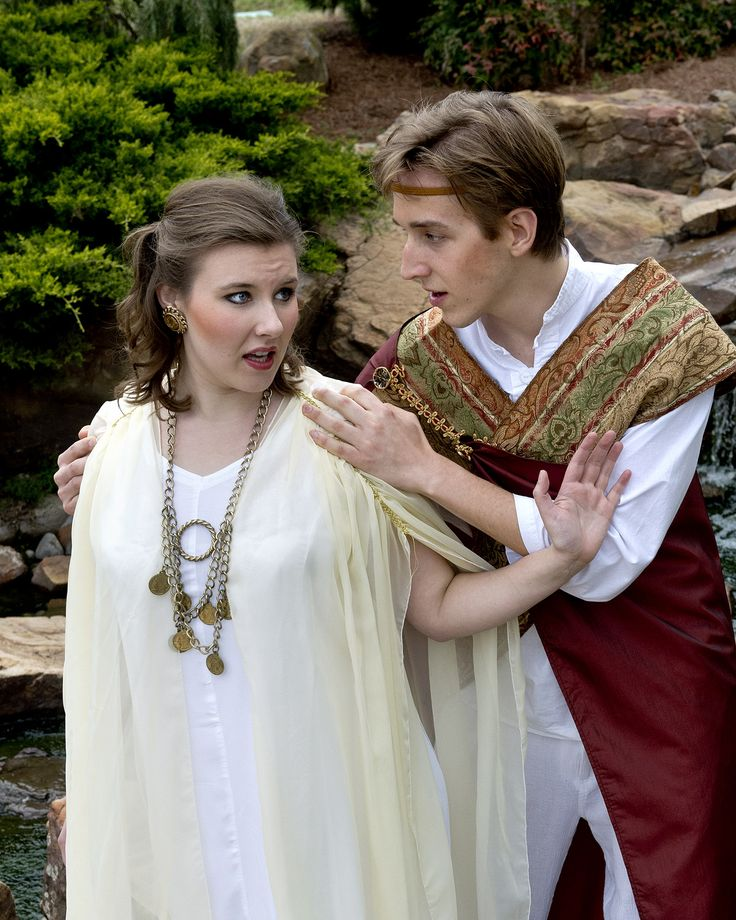 """The University of Central Oklahoma School of Music will present one of the oldest English operas, """"Dido and Aeneas,"""" at 7:30 p.m., April 25 – 27 and 2 p.m., April 28 at Mitchell Hall Theater located on the UCO campus."""
