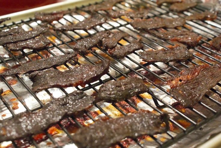 Homemade Beef Jerky! | Best of Hipsteaders | Pinterest