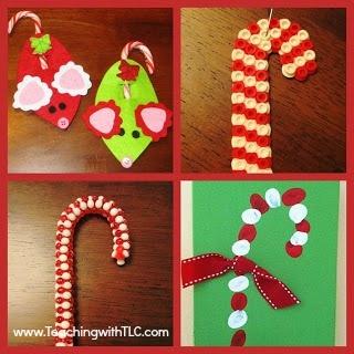 Fun Candy Cane Activities | Christmas | Pinterest