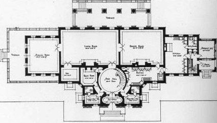 louis horowitz mansion built in 1918 gilded era gilded age mansions on pinterest mansions floor plans