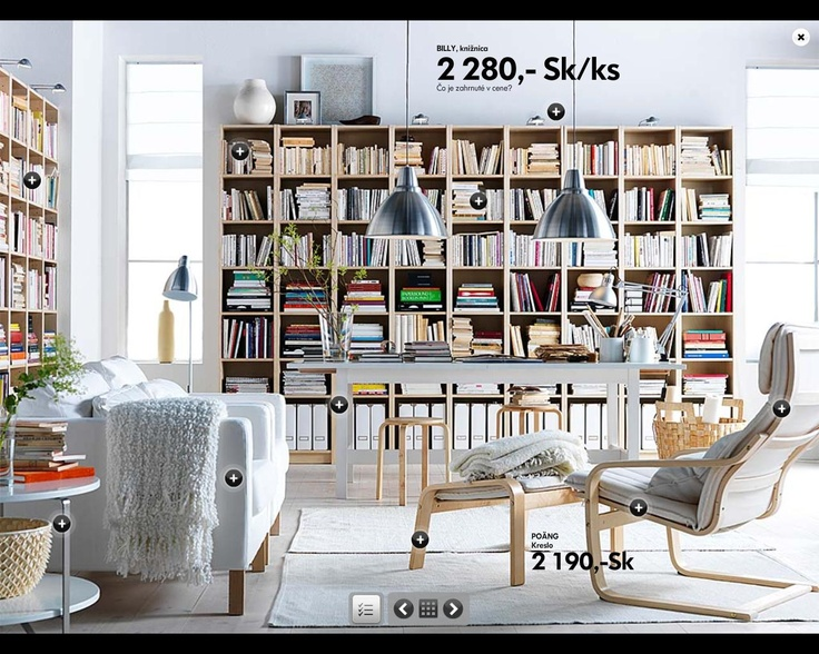 From An Old Ikea Catalogue Interiors Pinterest
