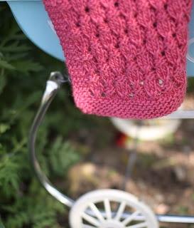 Acorn Doll Blanket Knit Pattern
